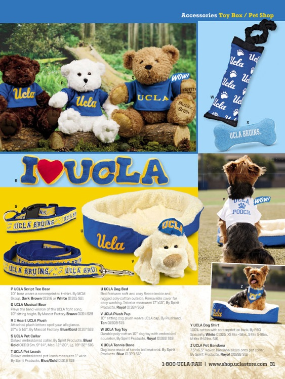 UCLA BearWear Catalog screenshot-4
