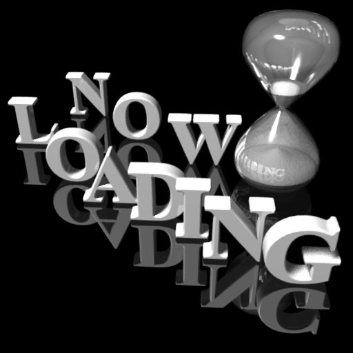 NOW LOADING...