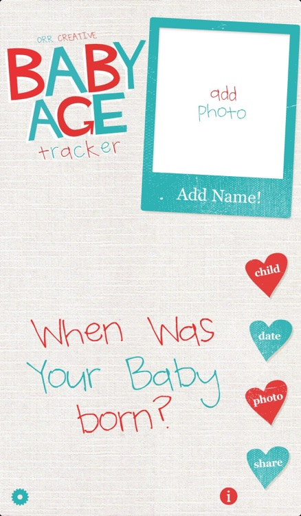 Baby Age Tracker screenshot-2