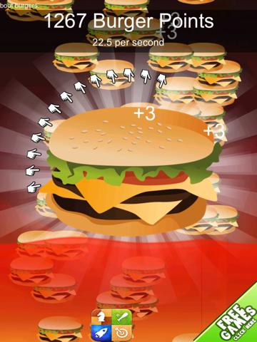 Burger Clicker Madness | App Price Drops