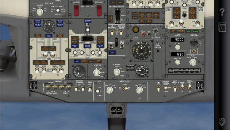 Aerosim Checkride B737NG screenshot-3