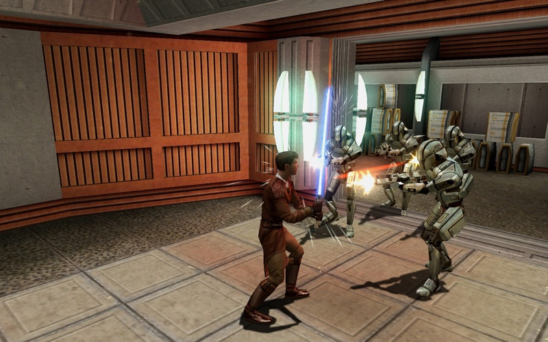 Screenshot #1 for Star Wars®: Knights of the Old Republic®