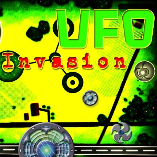UFO Invasion HD