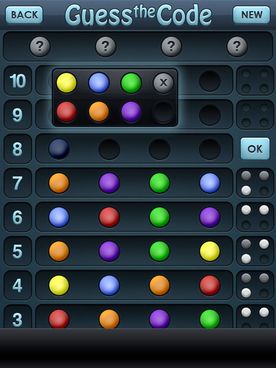 Guess the Code Free HD