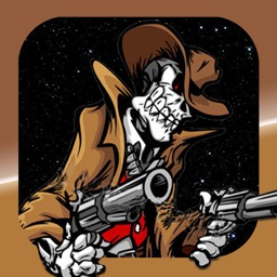 Space Cowboy ( Skeleton VS Zombie )