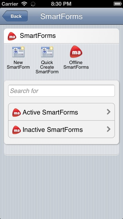 MobileAccess screenshot-3