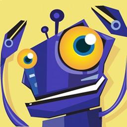 Reiner Knizia's Robot Master