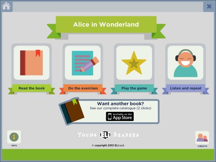Alice in Wonderland - ELI
