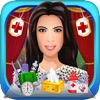 Celebrity Little Ear & Hand Doctor: play a fun hospital skin nose and throat salon games for girls kids