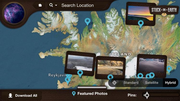 Stuck On Earth - Free World Travel Guide screenshot-3
