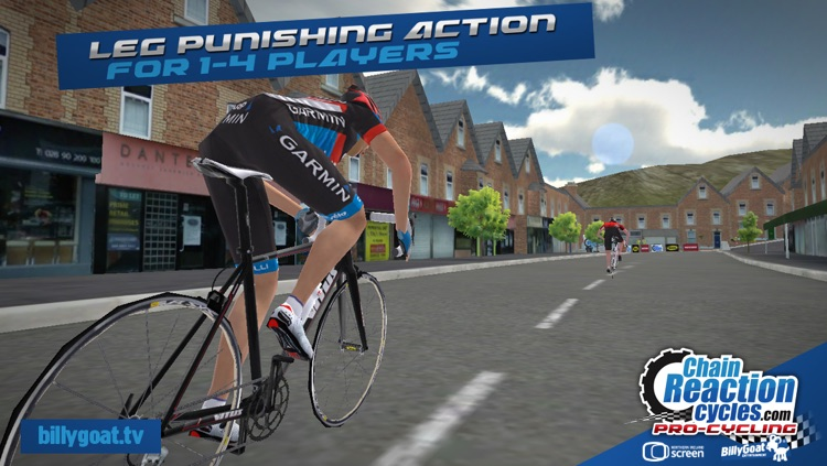 CRC Pro-Cycling screenshot-1