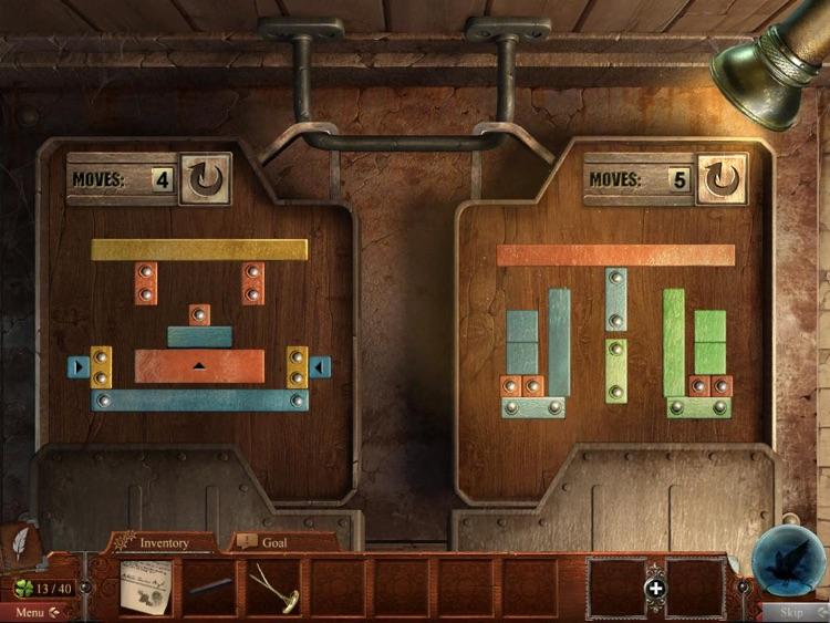 Midnight Mysteries: Haunted Houdini screenshot-3