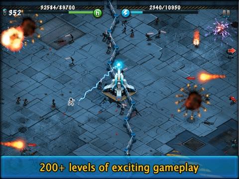 Tesla Wars HD Скриншоты3