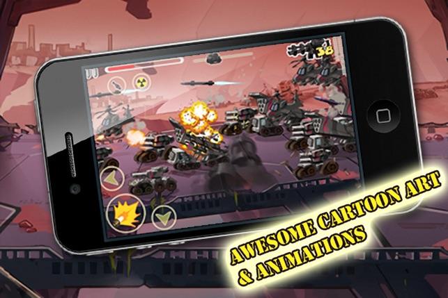 Coastal Super-Combat Screenshot