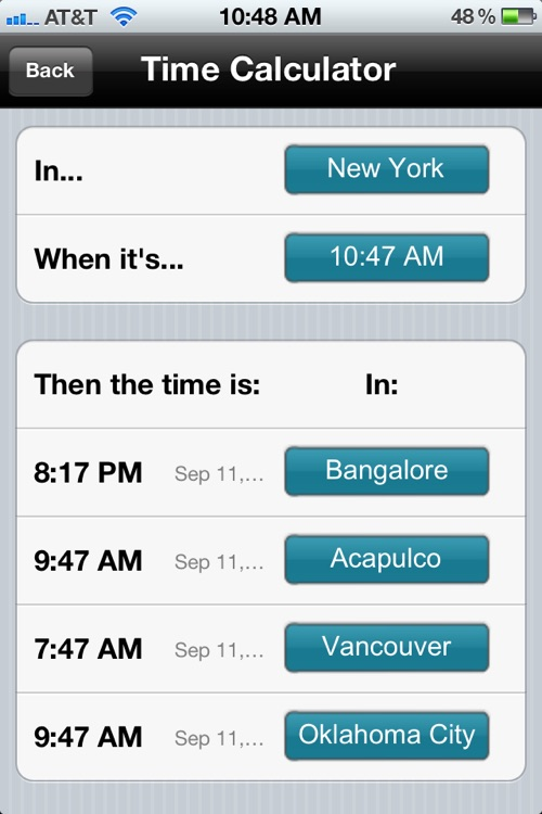 Timing: The International Clock screenshot-4