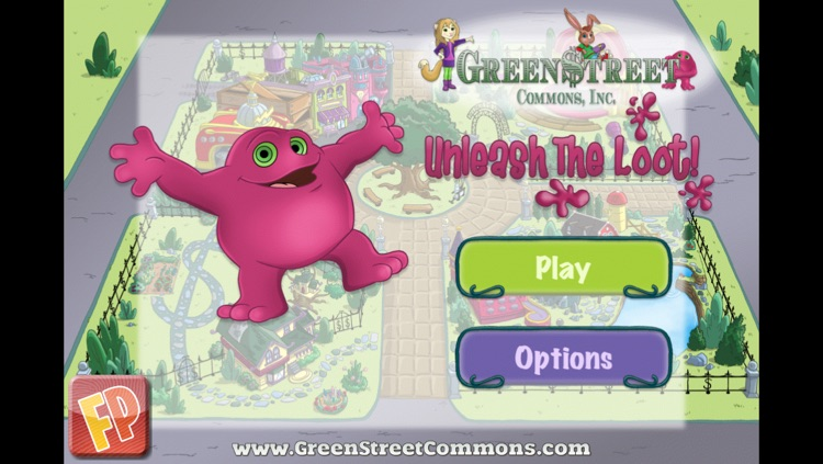 Green$treets: Unleash the Loot!
