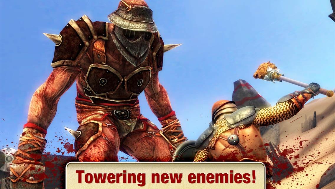 Blood & Glory 2: Legend Screenshot