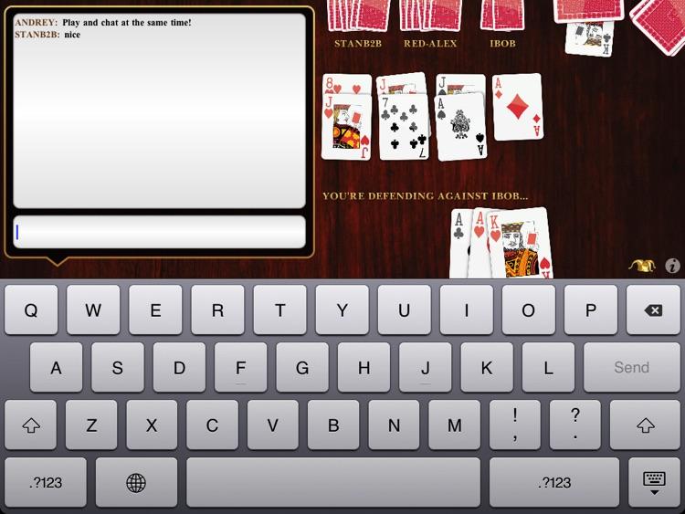 Durak for iPad