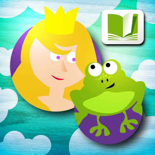 The Princess and the Frog - based on the tale by Jacob & Wilhelm Grimm - iPhone version