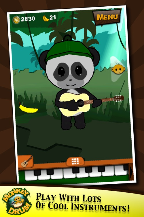 Monkey Drum screenshot-3