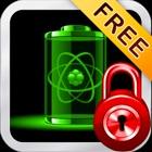 Carregador de bloqueio + Carregador de detecção Retirar + Notificação para carga completa+ free icon