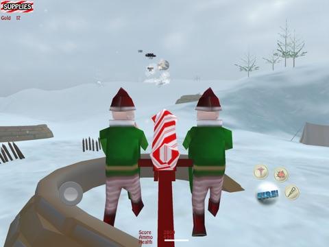Aaargh! Santa vs Zombie Pirates-ipad-2