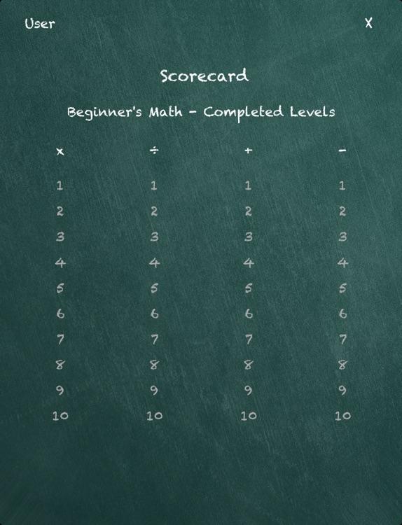 The Multiplication Challenge screenshot-4