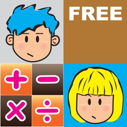 Mini Friends Calculator Free for iPad