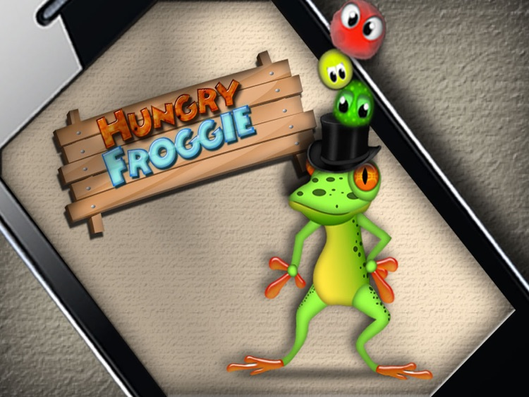 Hungry Froggie HD Pro screenshot-0