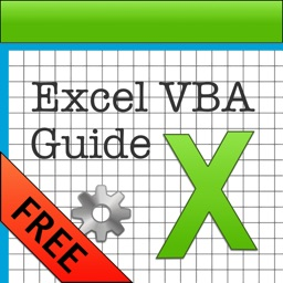VBA Guide For Excel - Free