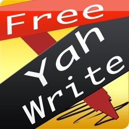 yah-Write, Learn To Write HD Light