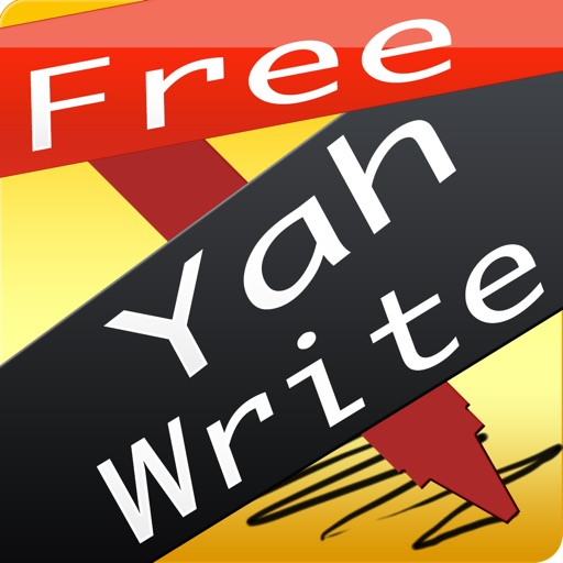 yah-Write, Learn To Write HD Light