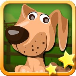 Animal Memory Match for kids game quiz HD