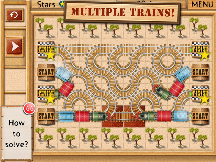 Rail Maze Pro HD screenshot-1