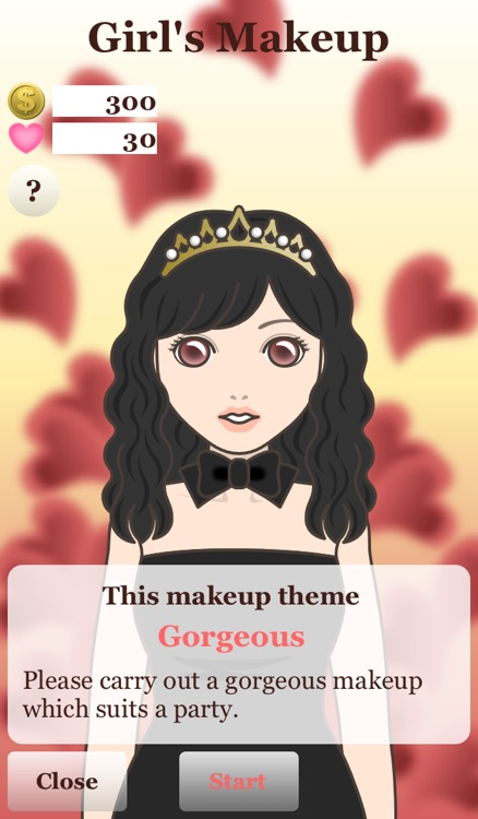 Girl'sMakeup screenshot-3