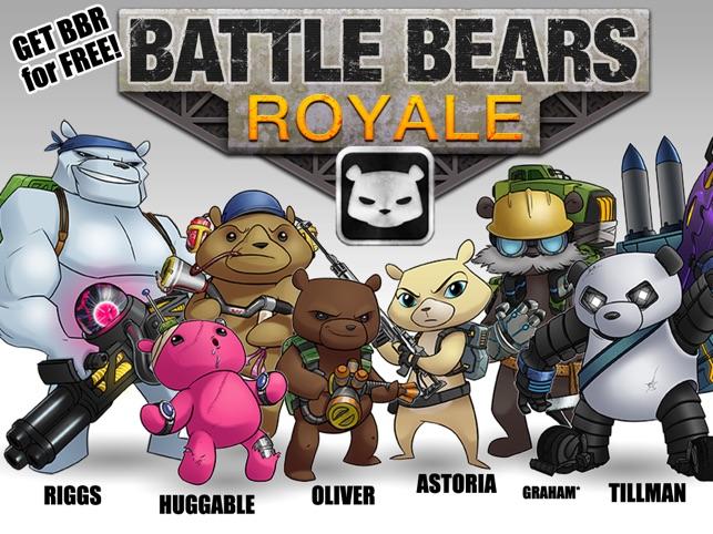 BATTLE BEARS -1 Screenshot