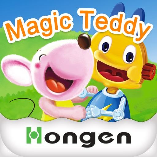 Magic Teddy English for Kids - The Transformer
