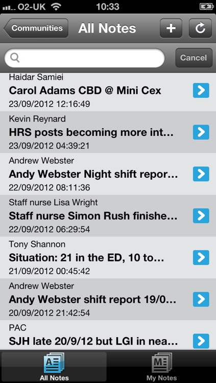 NHsbar screenshot-1