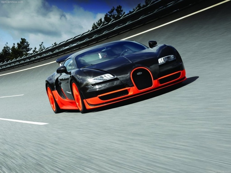 Top 10 Fastest Cars in the World screenshot-1