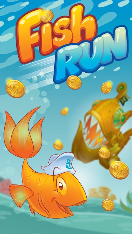 Fish Run Top Fun Race - by Best Free Addicting Games and Apps for Fun screenshot-0