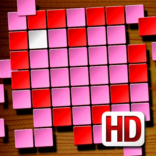 Draw with squares HD
