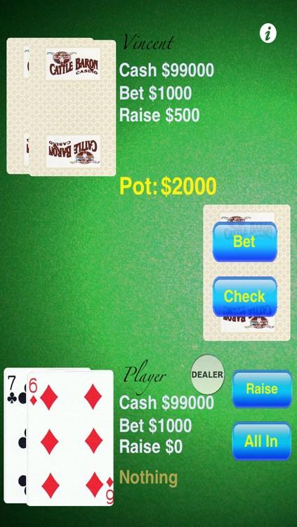 Advanced Texas Hold'em Poker screenshot-4