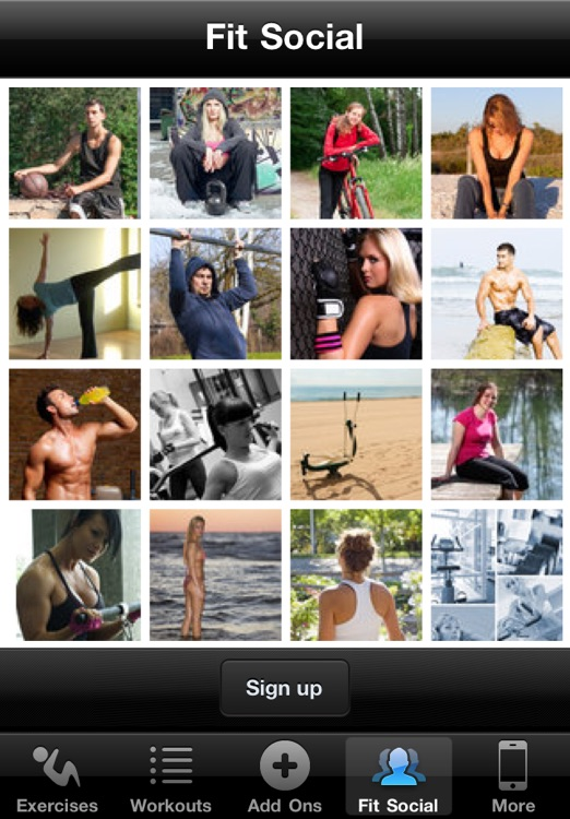 Cardio Workouts Free screenshot-4