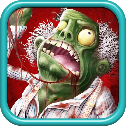 A Zombie Office Race - The Crazy Escape FREE Game! icon