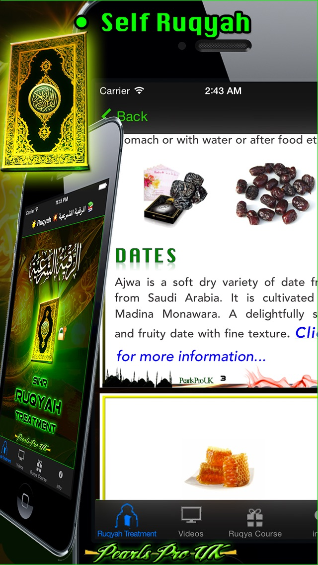 Ruqyah-Cure for (Magic/Sihr,Evil Eye, Jadoo, Jinn) According to Quran &  Sunnah