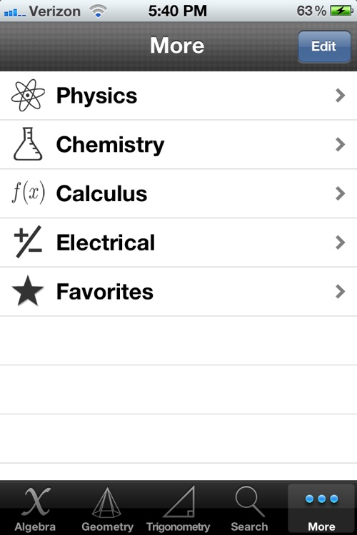 iFormulas screenshot-4