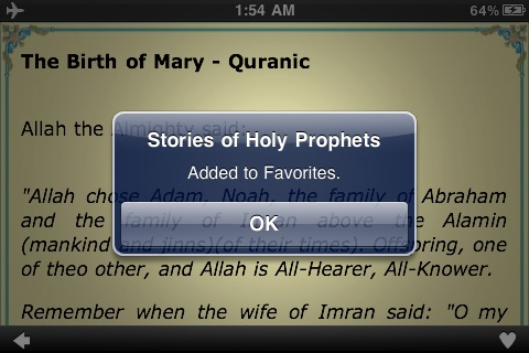 Stories Of Holy Prophets screenshot-3