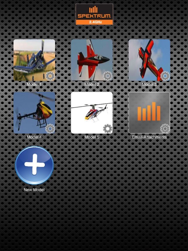 Spektrum STi on the App Store