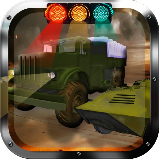 Army Base Traffic HD icon