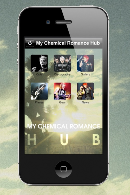 The My Chemical Romance Hub